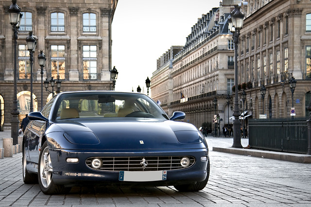 Ferrari 456 M GT [EXPLORED] | Flickr - Photo Sharing!