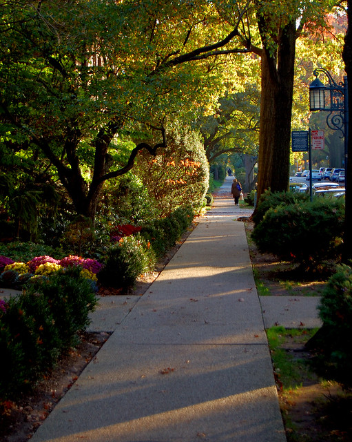 Continental Ave Forest Hills Gardens Flickr Photo