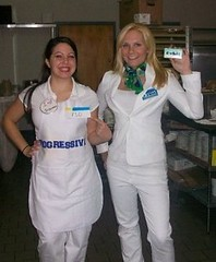 halloween! progressive insurance flo orbit gum costumes