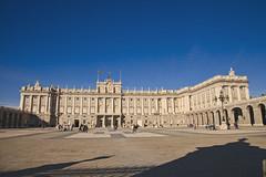 Madrid. Royal Palace. Spain
