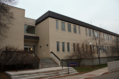 Brandon University - Education Building