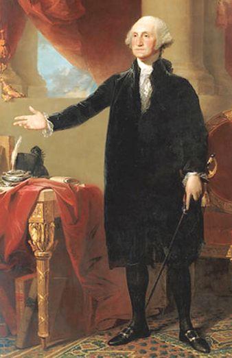George Washington from Flickr via Wylio