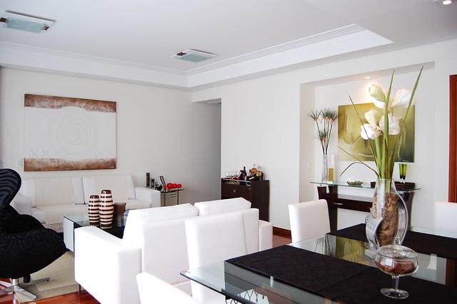 Americana Living Room Decor