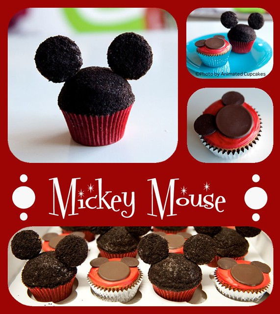 Pictures Of Mickey Mouse Cupcakes : 4163365409_8e8b225799_z.jpg?zz=1