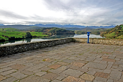 Mirador a Cantabria