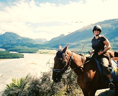 Glenorchy horse-riding