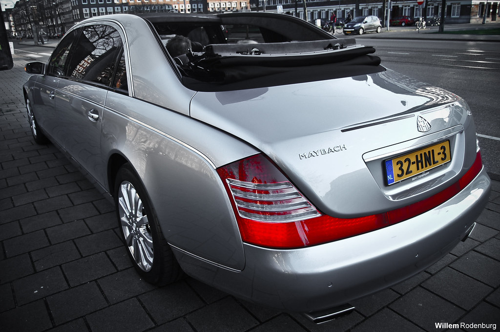 maybach 62s landaulet | explored view this landaulet on blac… | flickr