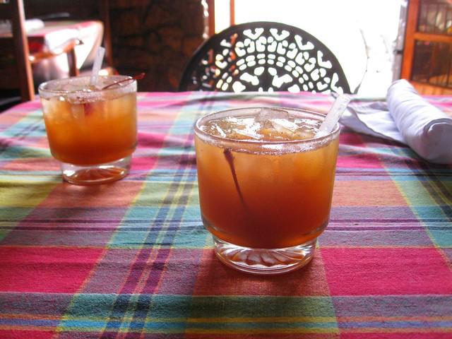 the weirdest dominican rum punch