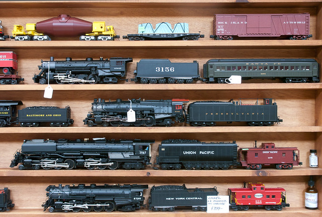Lionel o scale train sets