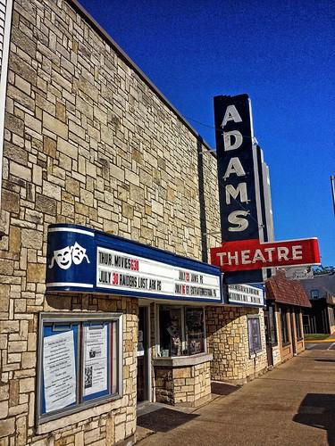 wisconsin adamscounty adams adamstheatre movietheater theater theatre