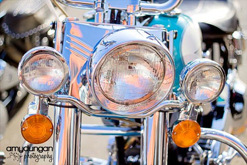 Harley Davidson Headlights