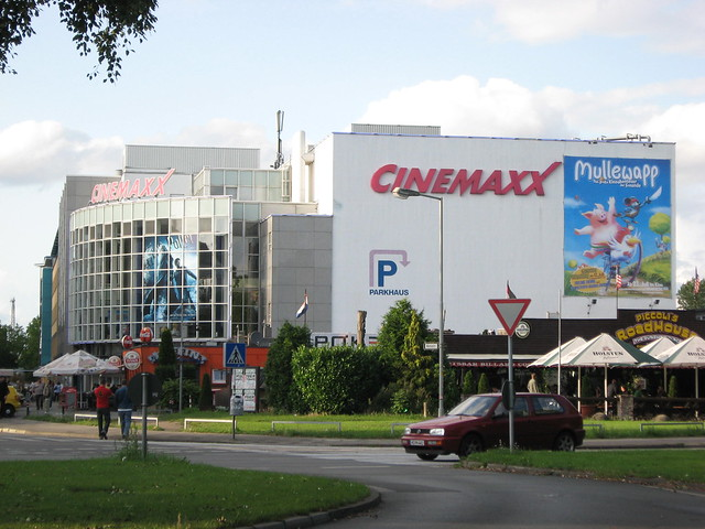 HC02 cinemaxx nikolaistrass hannover jul 09