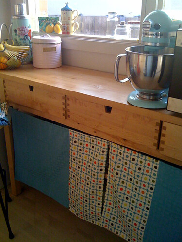 Kitchen Bench