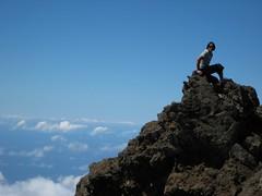 Haleakala National Park, Maui: Kalahaku Overlook - Bobby