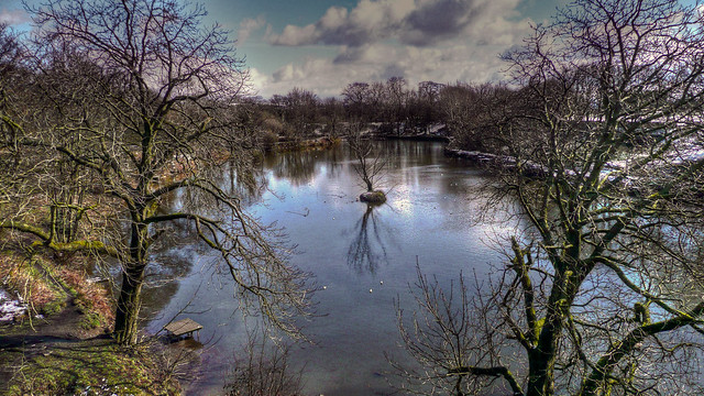 0012 - England, Greenmount HDR