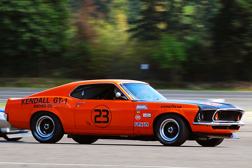 #23 Ford Mustang