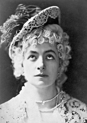 As Adrianna Lecouvreur, 1878