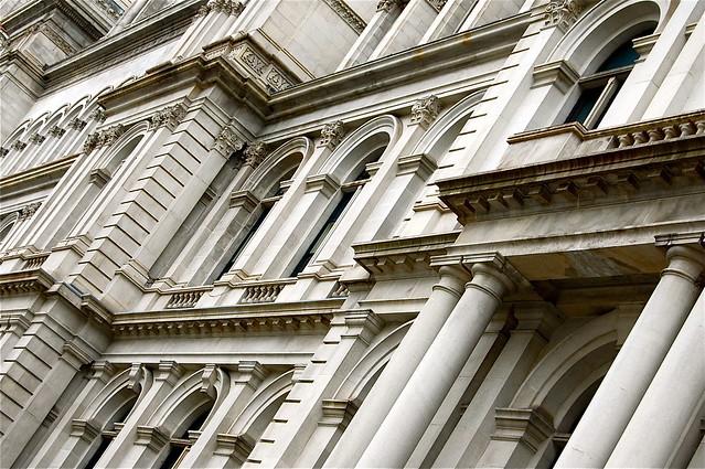 State Capitol Albany Ny H H Richardson Architect A