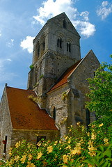 Roman Church in Champagne