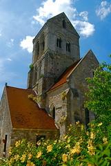 Roman Church in Champagne
