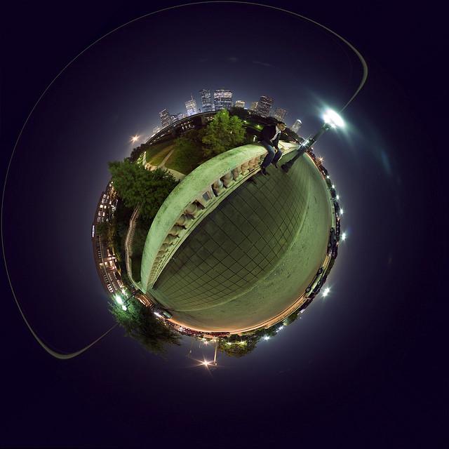 Planet Houston, Space City