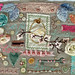 Embroidery Sampler for Virginia by Alisa Noble