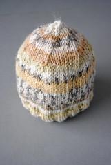 Baby Hat in Sirdar Crofter