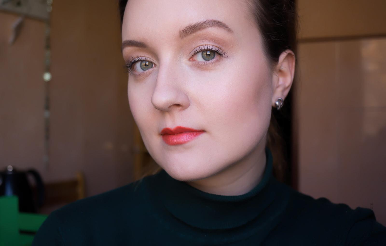 NoUBA Velvet Touch Lipstick #11