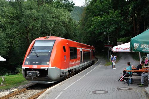 DB 641 020, Obstfelderschmiede, 02-09-2016