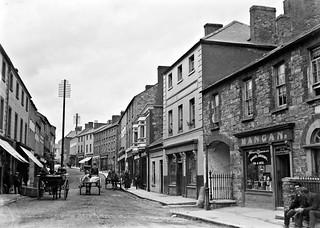 """""""Street, Dublin City"""" .... is actually Navan"""