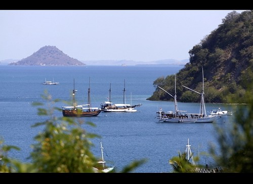 sea mountain flores home nature beautiful indonesia island boat bajo special labuan eastnusatenggara
