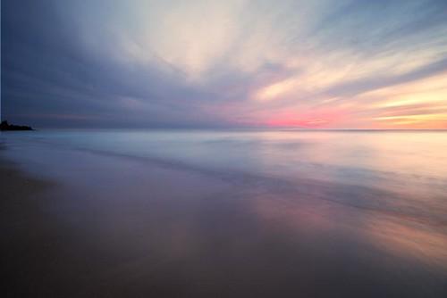 longexposure sunset ontario canada water waves cottage kincardine lakehuron sigma1020mm nd8 brucebeach nikond40x