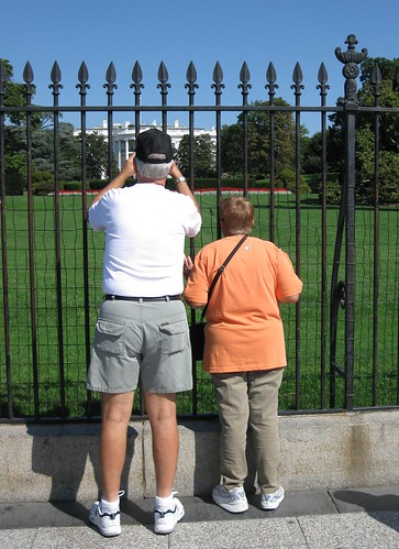 White House Fence #15