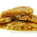 Pecan Brittle with Honey