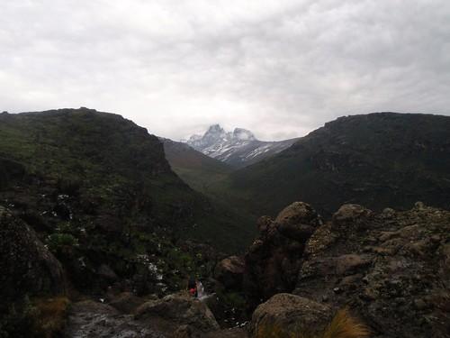 scenery kenya climbing mtkenya batian sirimon mackindervalley