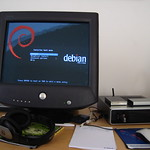 Installing Debian on Shu