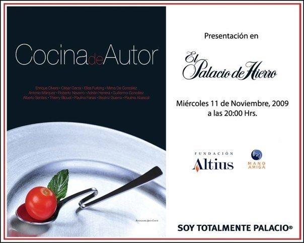 Libro cocina de autor curiosidades gastron micas - Cocina de autor ...