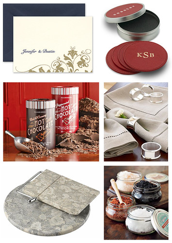 Hostess Gift Ideas by finestationery