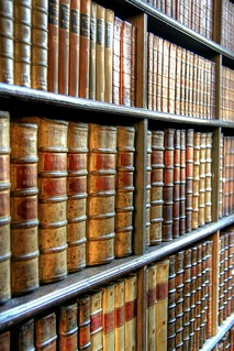 St John's College Old Library - Books