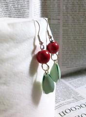 jewellery, gemstone, earrings, bead,