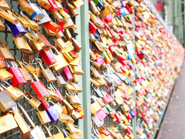 Love Locks - Cologne