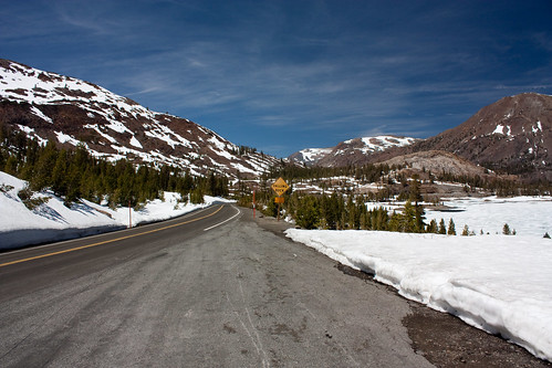 Yosemite - Tioga Pass Road