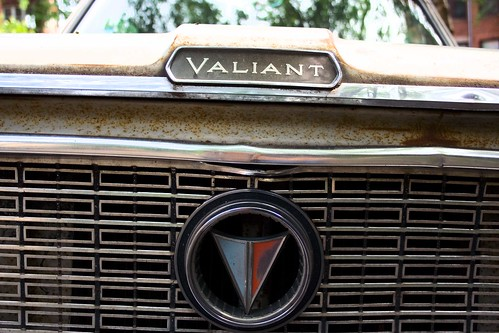 Plymouth Valiant #1 by William 74
