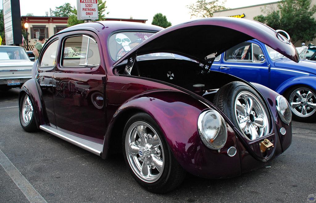 Custom VW Bug - a photo on Flickriver