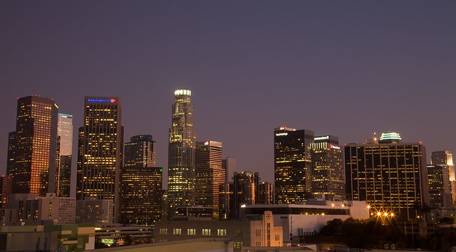 Downtown Los Angeles - Flickr CC sgt_spanky