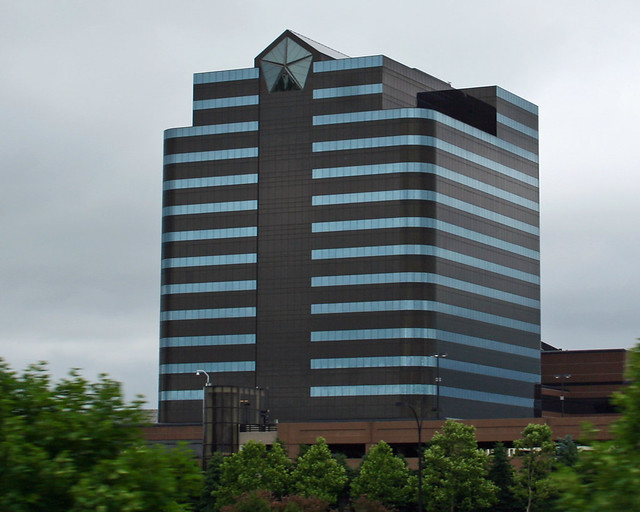 chrysler headquarters flickr photo sharing. Cars Review. Best American Auto & Cars Review