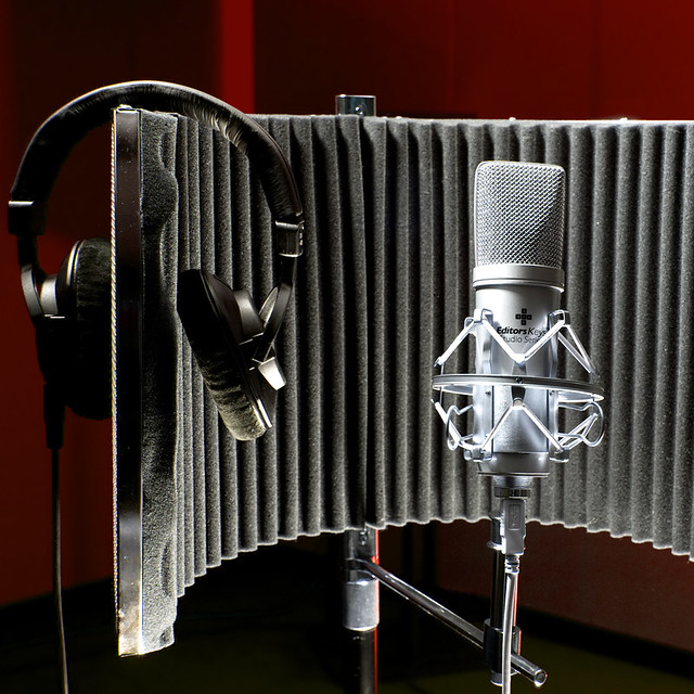 Images Of Recording Booth Wallpaper