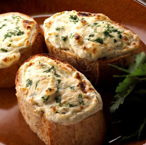 Cheese garlic bread | Flickr - Photo Sharing!