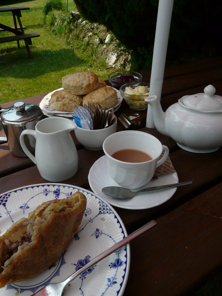 Cornwall - Cream Tea