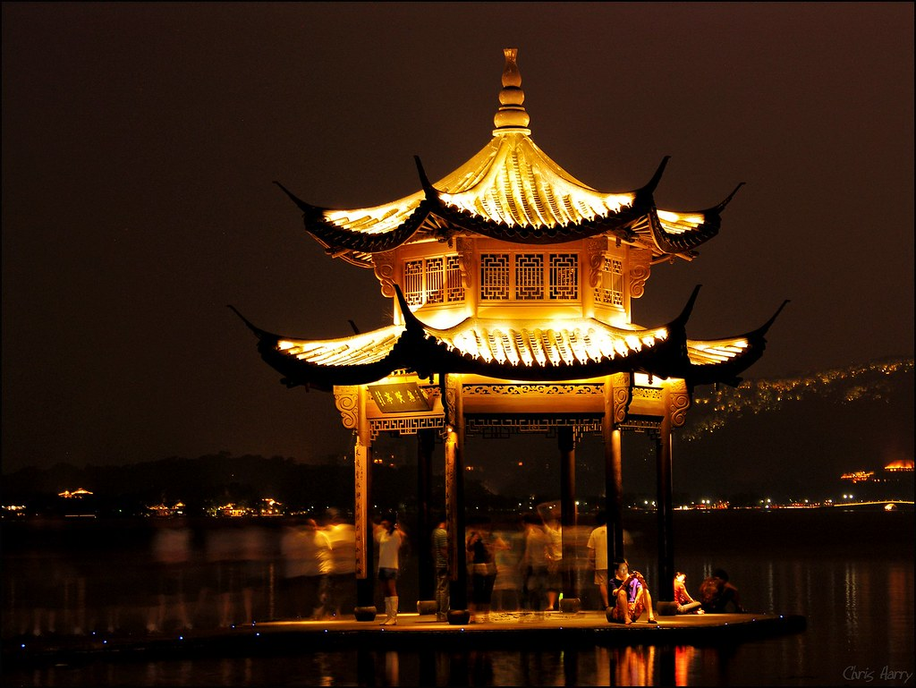 Pavillion on West Lake (PS)